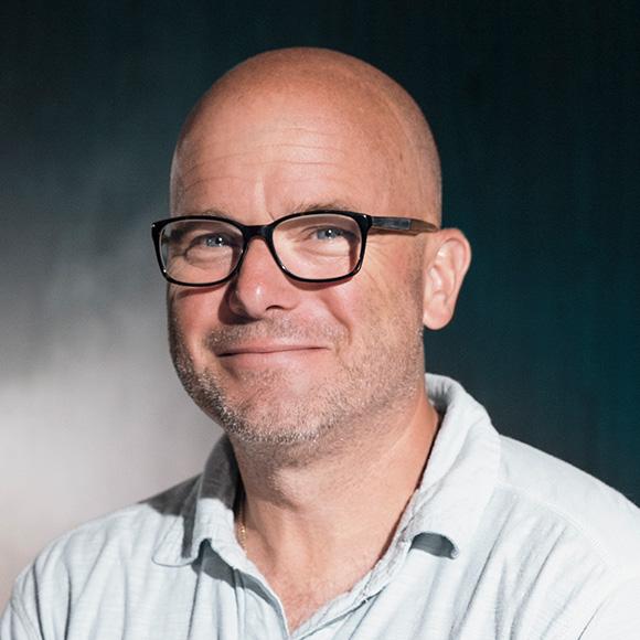 Jeff Van Driel