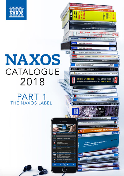 Naxos Catalogue 2018 Part 1