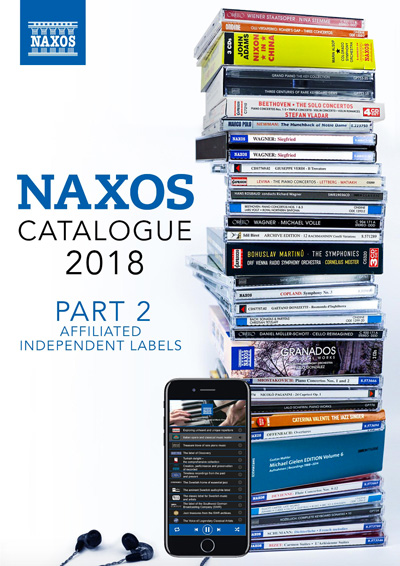 Naxos Catalogue 2018 Part 2